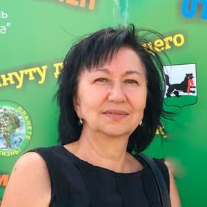 Нина Геннадьевна Абаринова