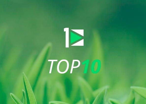 Топ-10 видео в номинации Народное голосование