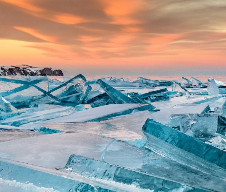 В экспедицию по льду Байкала отправятся победители конкурса экороликов «Минута для будущего»
